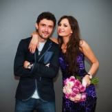 Жирков и его жена Инна фото