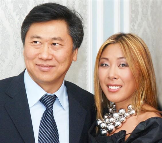 муж Аниты Цой