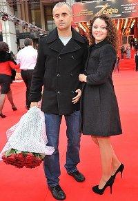 Валентина Рубцов с мужем