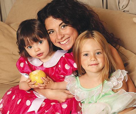 фото дети анны плетневой