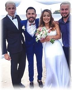 Андрей Бедняков свадьба