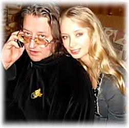 жена Александра Градского