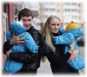 Вячеслав Мясников с женой