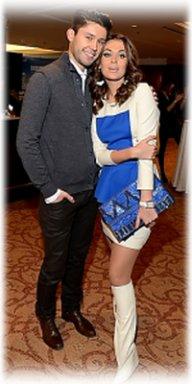 Таня Терешнина и ее муж