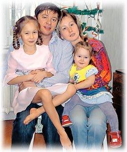 жена Дмитрия Брекоткина