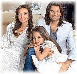 дмитрий маликов и его жена
