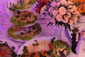 Свадебный стол своими руками