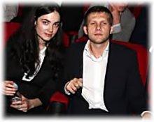 Борис Корчевников жена