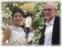 жена Александра Гордона