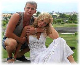 жена Романа Курцына
