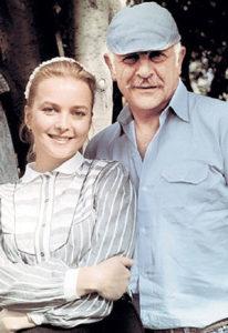 Наталья Вавилова с мужем Самвелом
