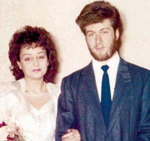 Первая жена Абрамовича