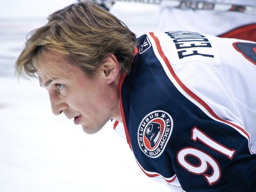 Сергей Федоров. Хоккеист