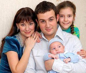 Семья Ноны Гришаевой