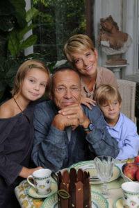 Семья и муж Юлии Высоцкой