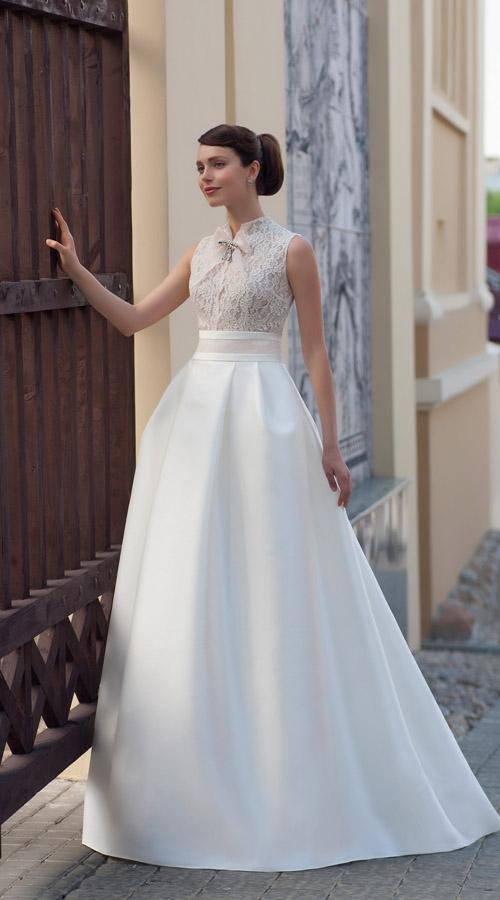 Фасоны платьев для удивительной свадьбы