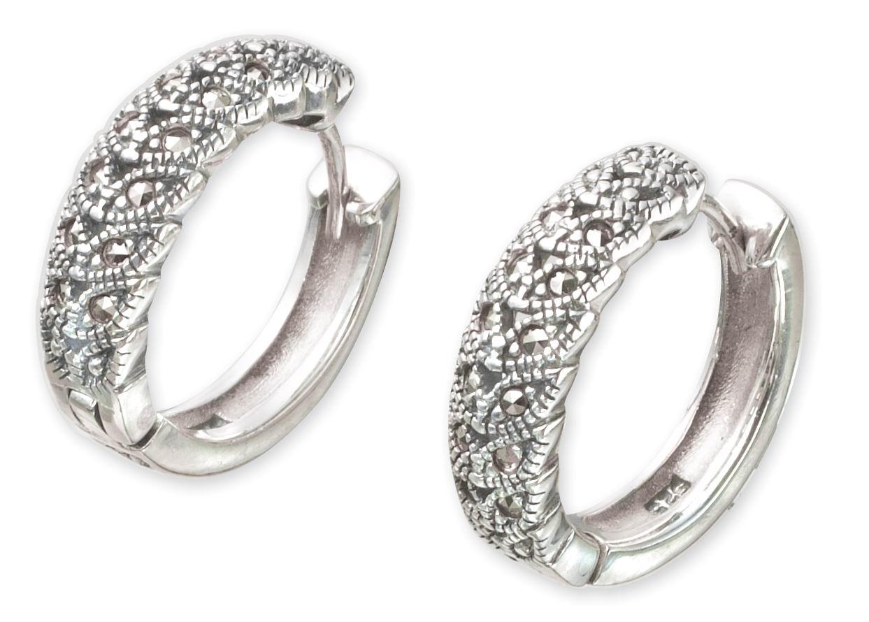 Блеск и очарование серебряных украшений
