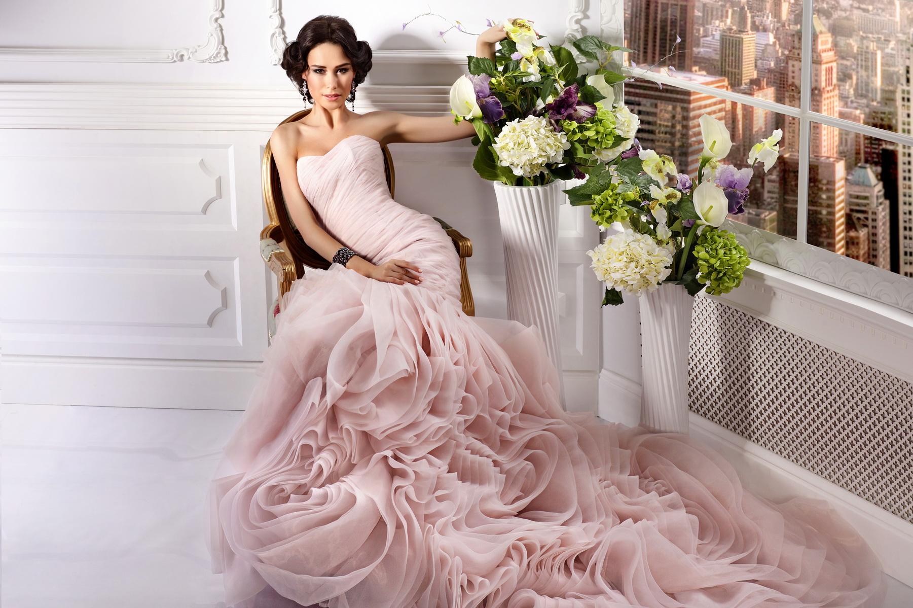 Свадебные платья от Novias