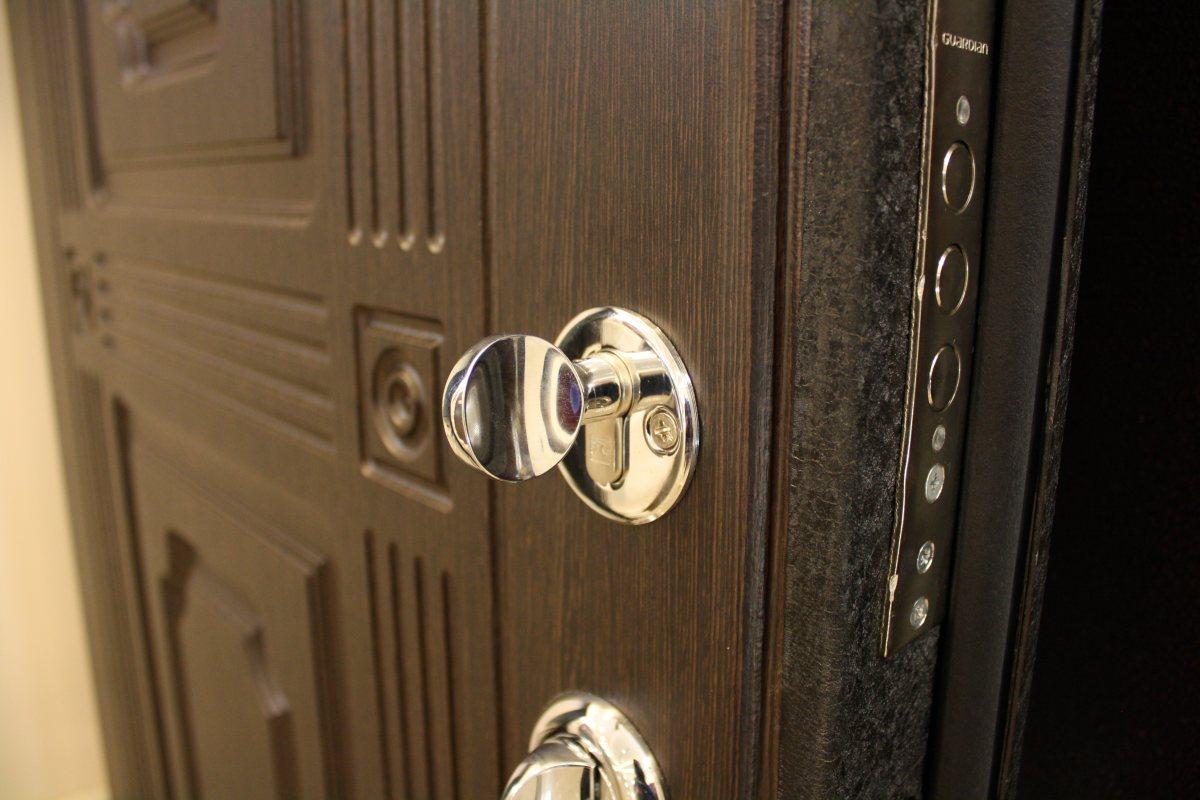 «Стальные двери» - лучший выбор
