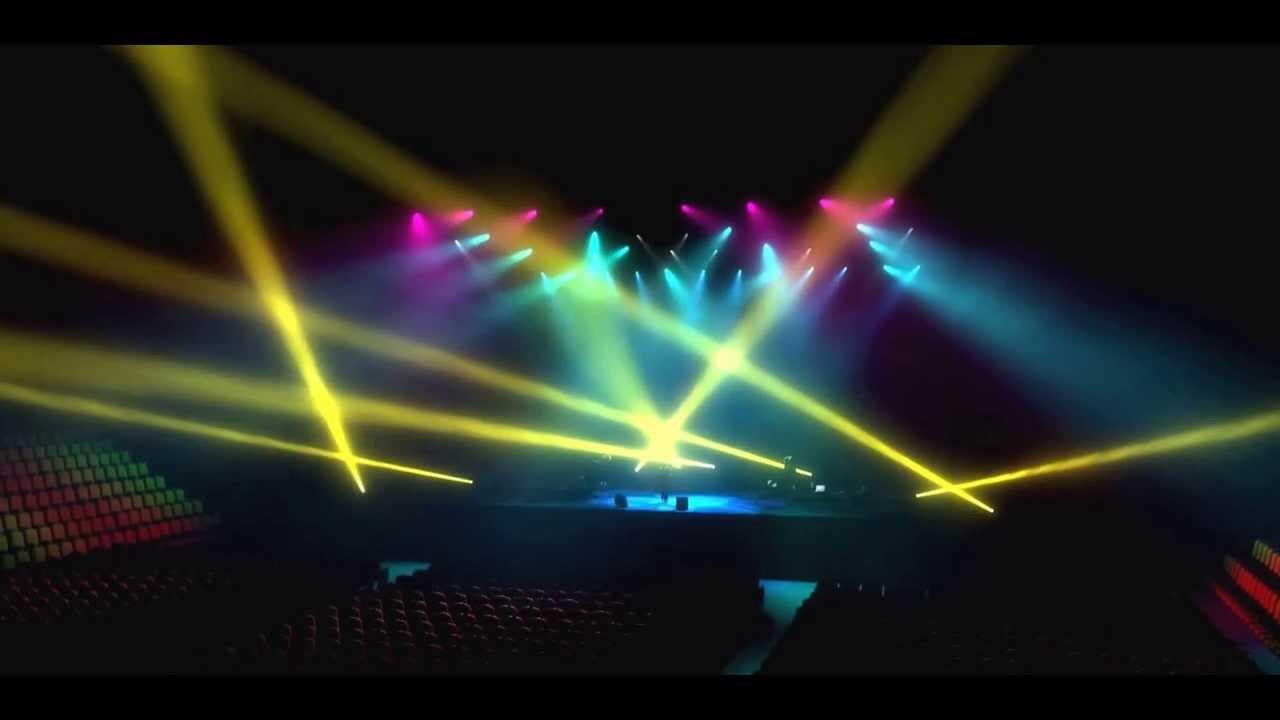 Динамический свет поможет сделать настоящее шоу