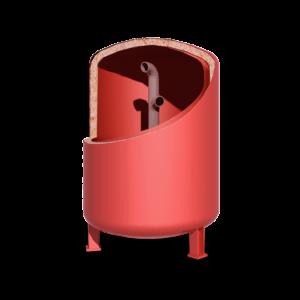Тепловые аккумуляторы от «Теплобак» гарантированно качественные изделия