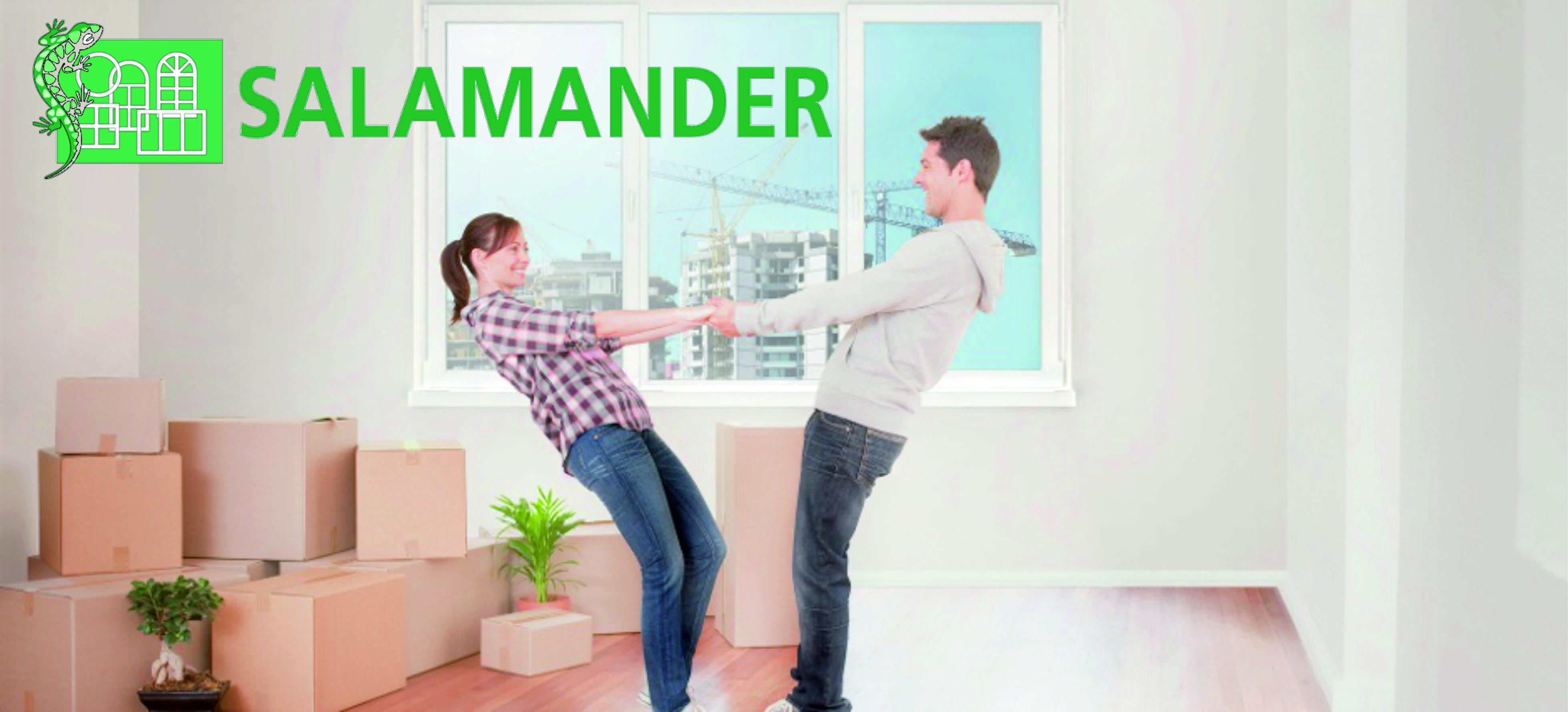 Продукция от компании «Окна Salamander» - практично и выгодно