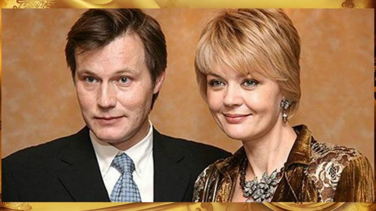 Игорь Гордин, муж Юлии Меньшовой