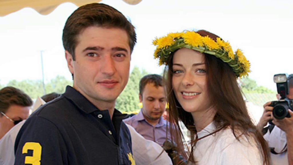 Елена Власова, жена Ивана Стебунова