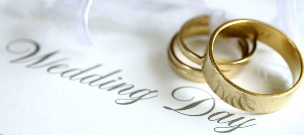 Шаги планирования свадьбы